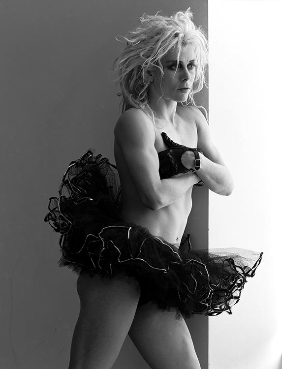 Louise Lecavalier, Dancer, La La La Human Step