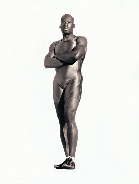 Bruni Surin, Olympic Athlete, Magasine L'Actualité