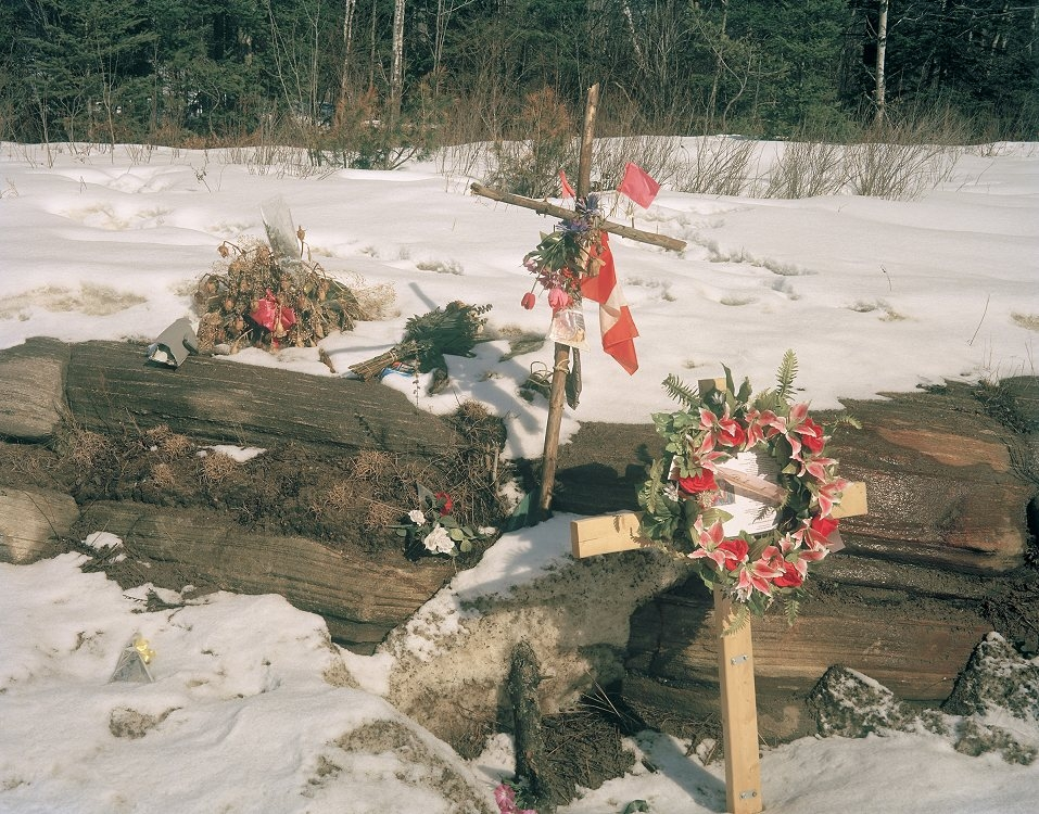 07 Shrine south of Shawanaga, four young people killed 750