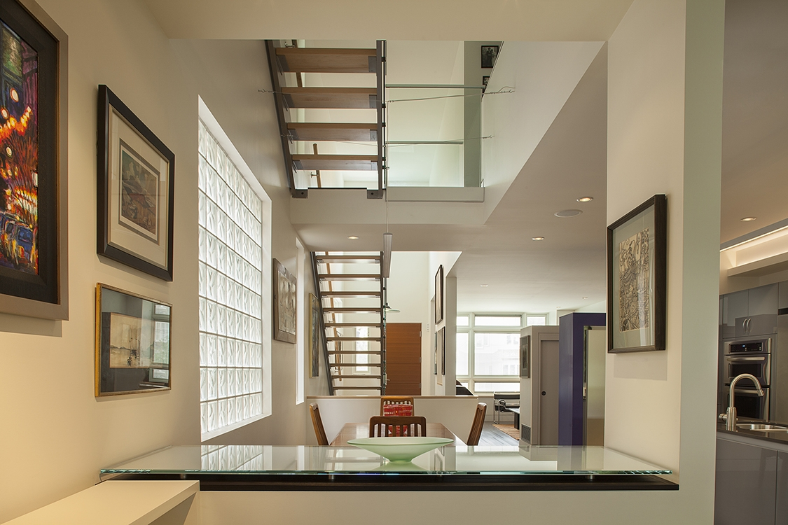 4 Dining Stairs