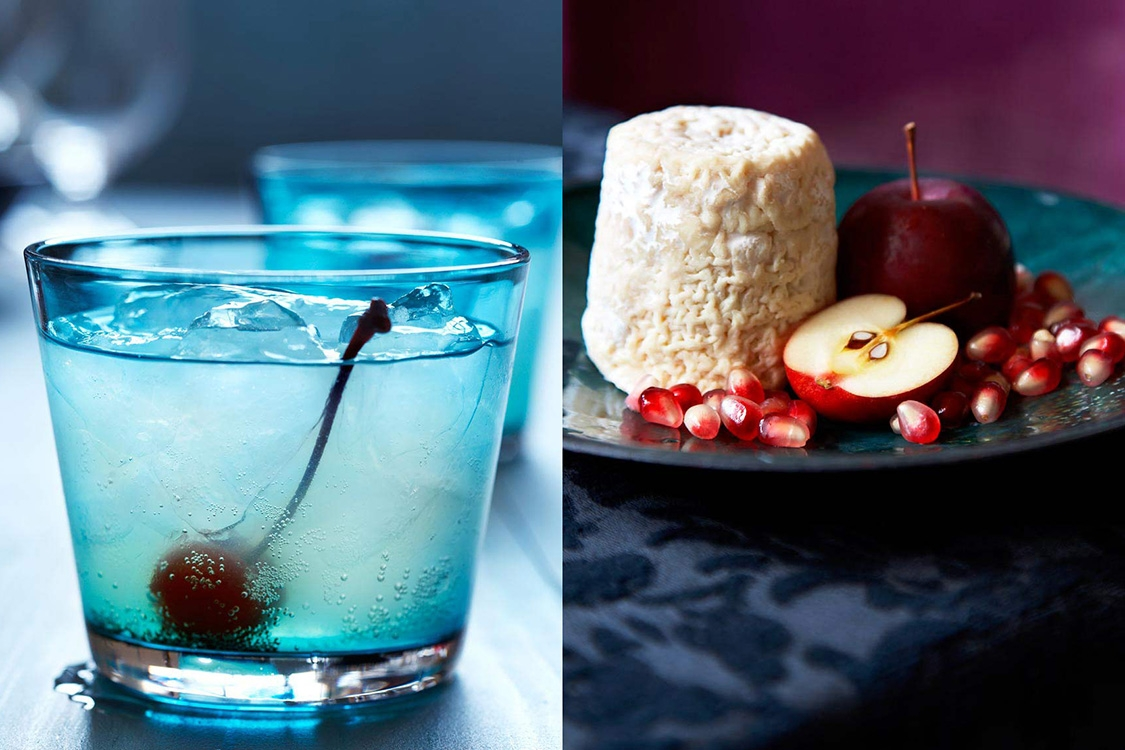 whiskey sour / cheese