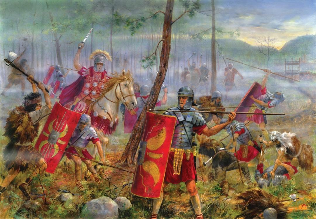 capic-roman-army