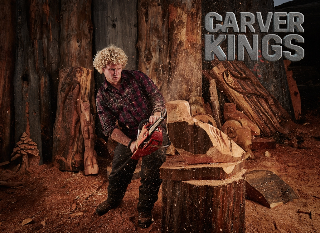 Carver Kings TV Show...Production Company Paperny Entertainment....Network HGTV