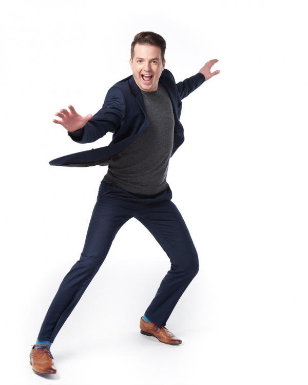 2017 - Vancouver - Celebrity - Photographer - Erich Saide - Todd Talbot- Moves