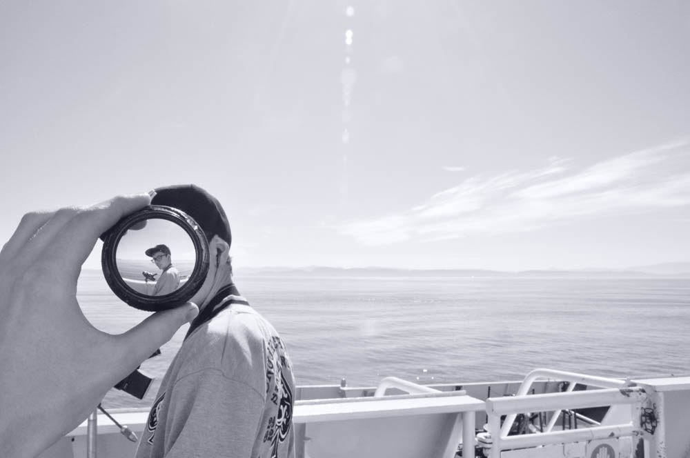 AIDAN ZACCHEL | Ballcap Lense Seaside