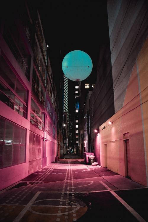 LIANN HUANG | Tunnel Vision