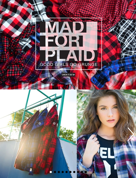 Mad for Plaids