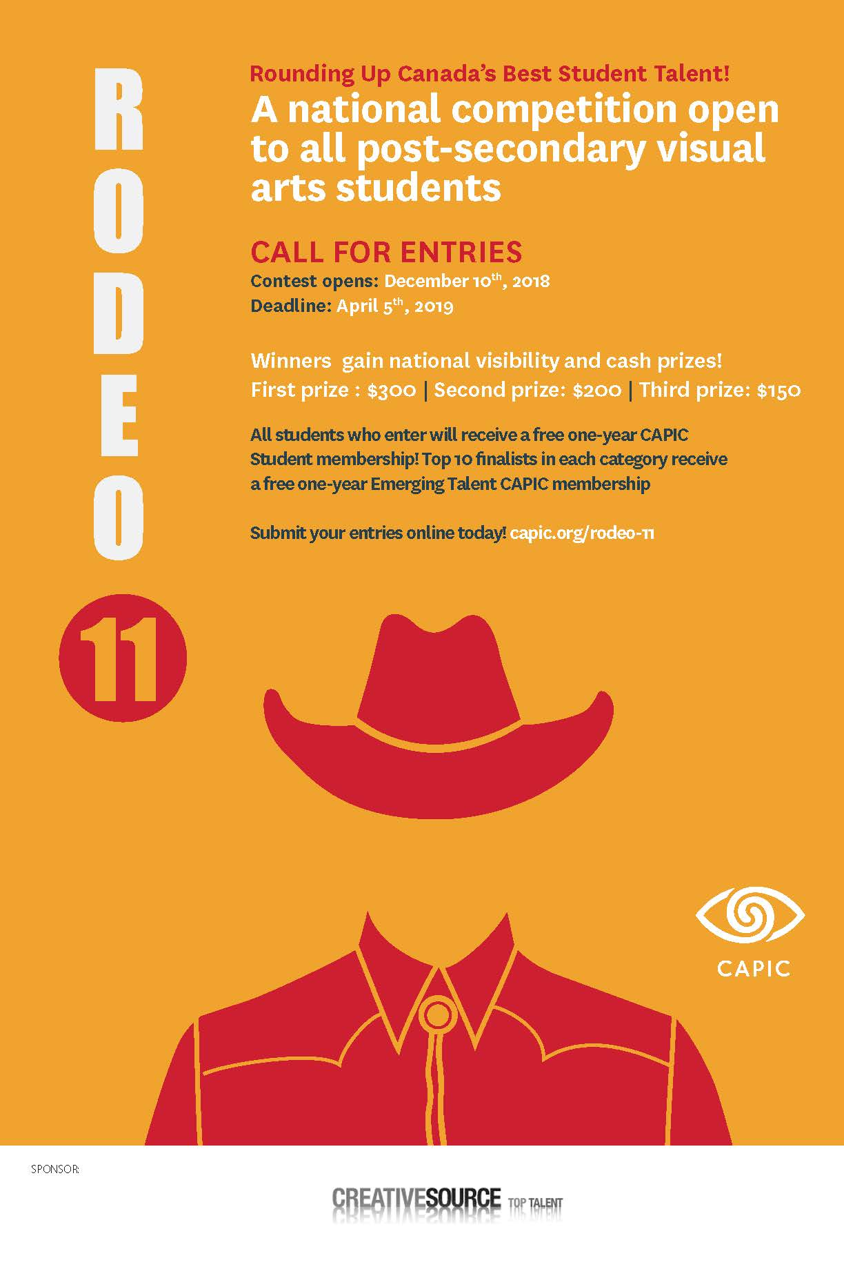 RODEO 11 | Call for Entries – CAPIC-National